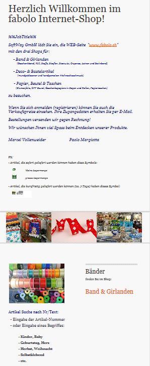 Kunden Newsletter 2