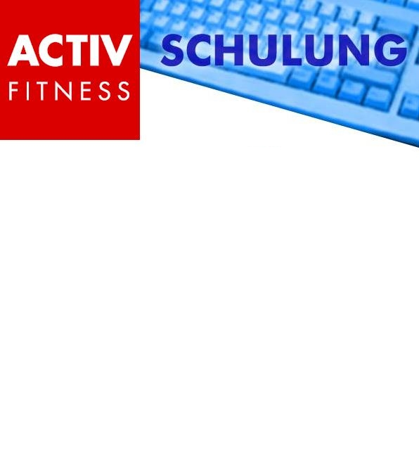 activFitness_Schulung